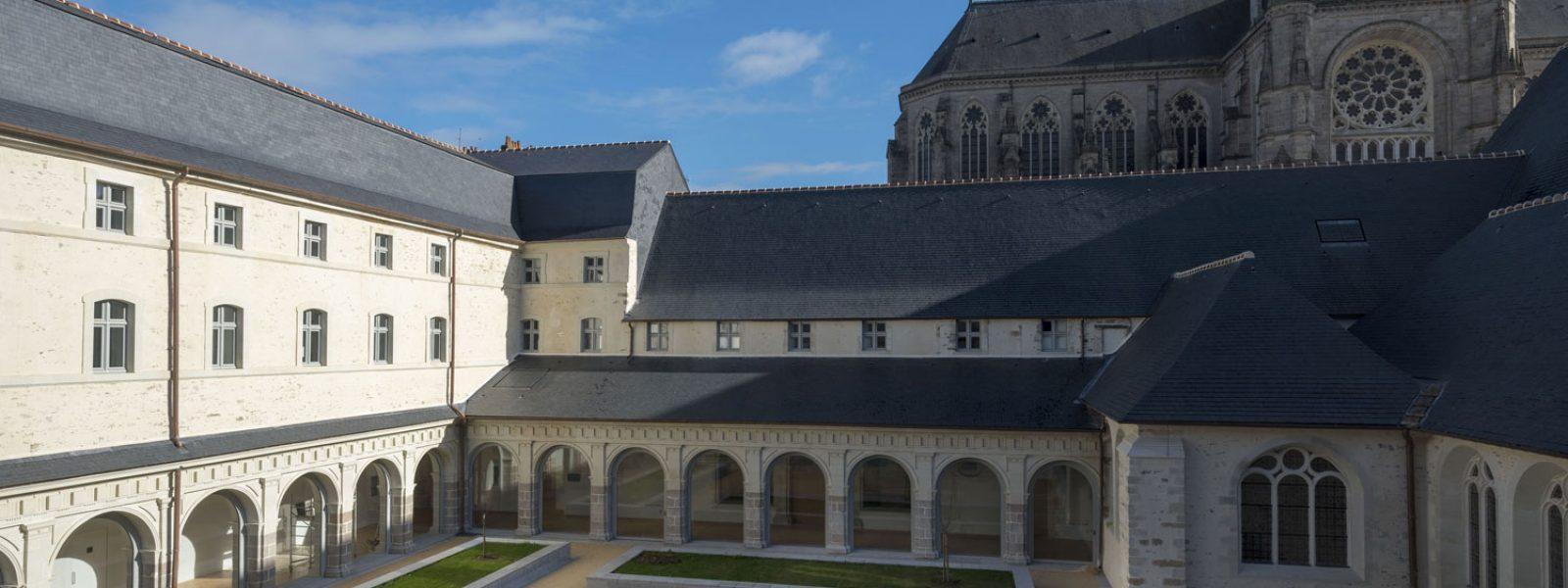 Le Couvent des Jacobins, Centre des Congrès de Rennes Métropole