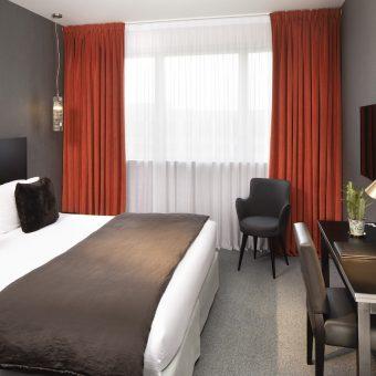 Chambre double hôtel 4 étoiles