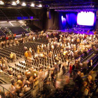 Le Liberté - salle de congrès - Rennes