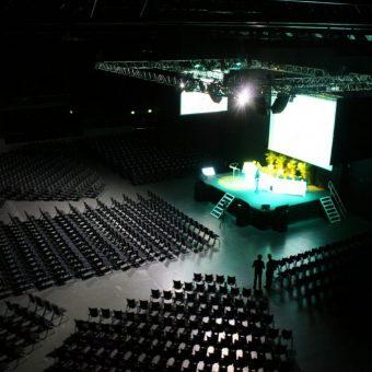 Le Liberté à Rennes - Congrès et concerts