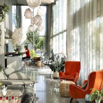 Réception - Hôtel Isidore - Ecolabel Européen