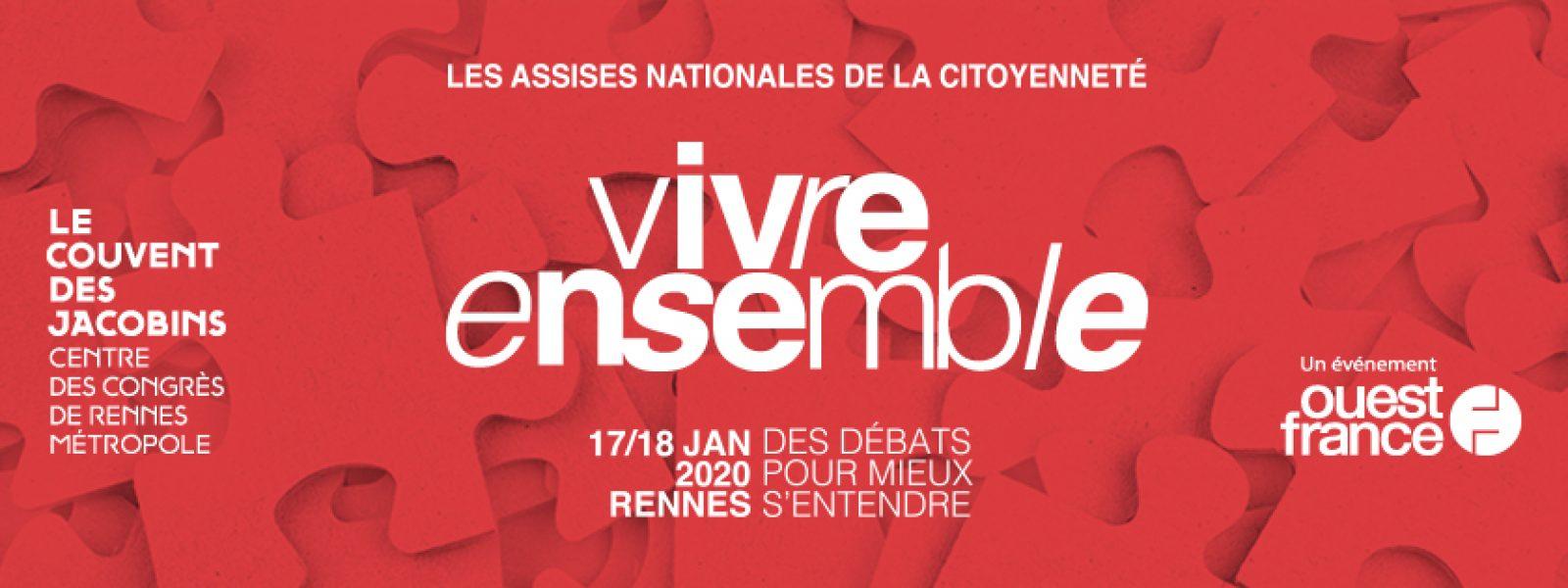 Vivre ensemble 2020 Rennes