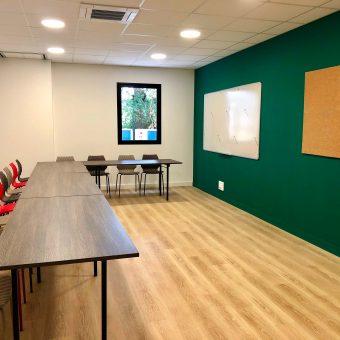 Salle de réunion modulable à Work Sweet Home à Bruz