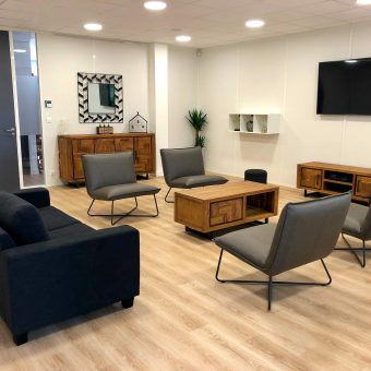 Salon modulable - Work Sweet Home à Bruz